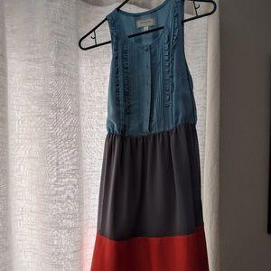 Moulinette Soeurs Dress Size 2 (2-4) Anthropologie
